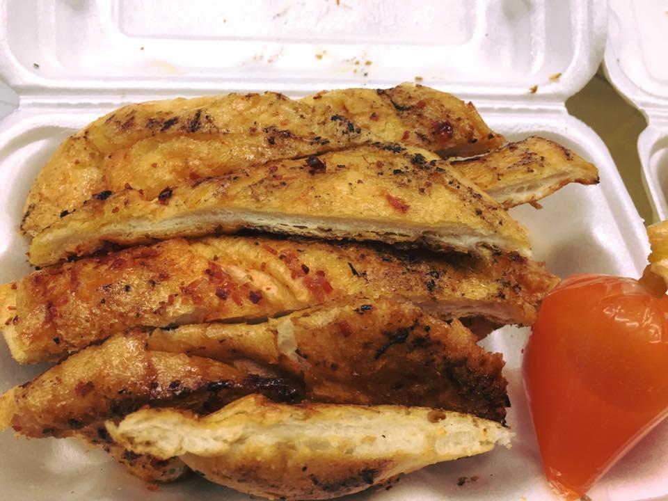 nguyen lieu khong lam salad giam can banh my nuong