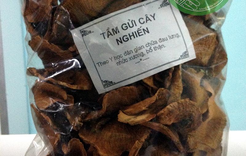 Nông sản Dũng Hà bán tầm gửi nghiến tại Hà Nội uy tín chất lượng