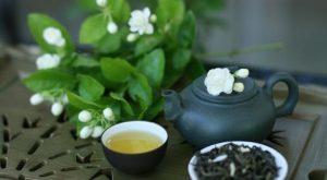 tác dụng của trà hoa nhài