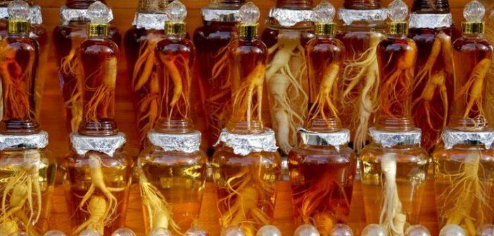 Điểm danh những loại thảo dược ngâm rượu tốt nhất cho sức khỏe