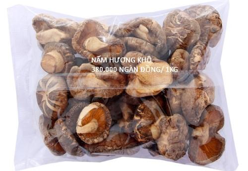 Giá nấm hương bao nhiêu tiền 1kg tại Hà Nội?