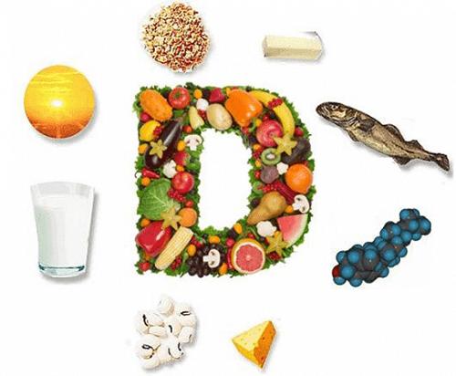 Thực phẩm chứa Vitamin D chống còi xương