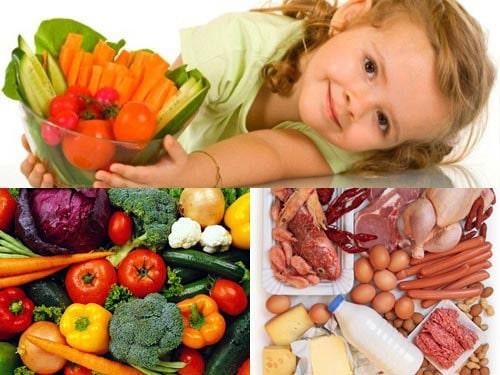 Bổ sung dưỡng chất kịp thời, cần thiết để bé phát triển bình thường