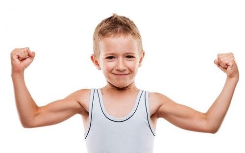 Chống còi xương ở trẻ