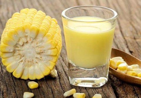 Cách làm sữa ngô vô cùng đơn giản tại nhà giàu dinh dưỡng