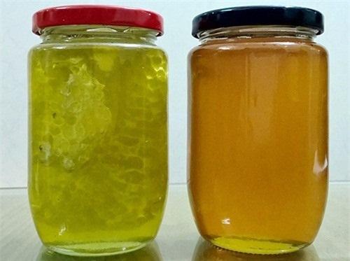 tác dụng mật ong bạc hà
