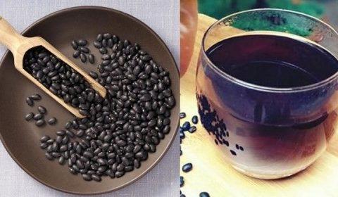 Công dụng và tác dụng của nước đậu đen rang với sức khỏe, sắc đẹp