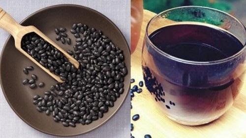 tác dụng của nước đậu đen rang