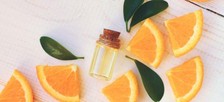 Tìm hiểu về tác dụng của tinh dầu cam.