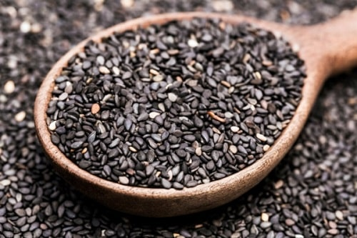 Hạt mè đen