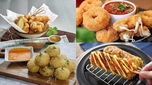Tổng hợp bộ công thức món ngon với khoai tây đầy đủ nhất